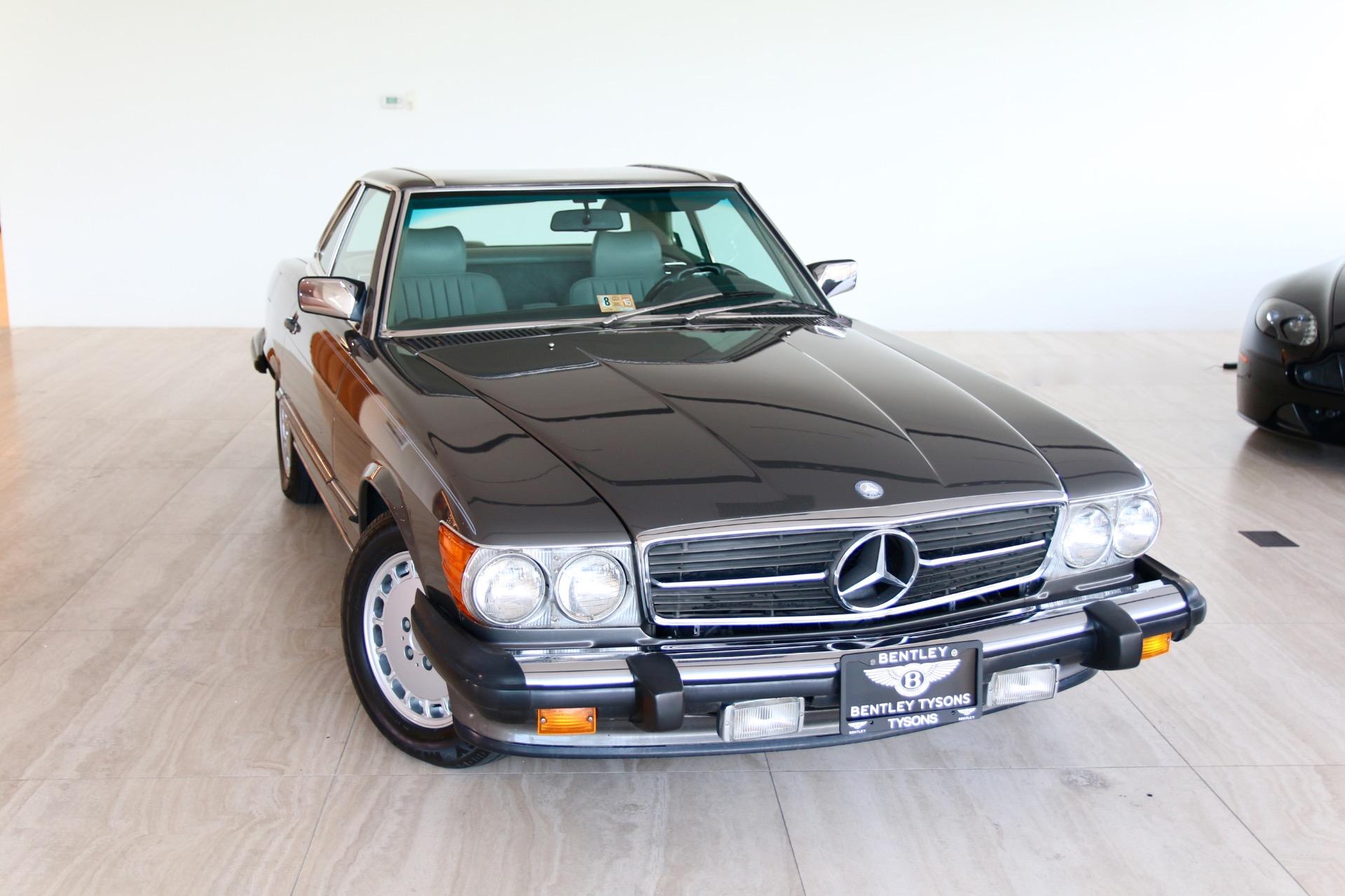 Used 1987 Mercedes Benz 560 Class 560 SL   Vienna, VA