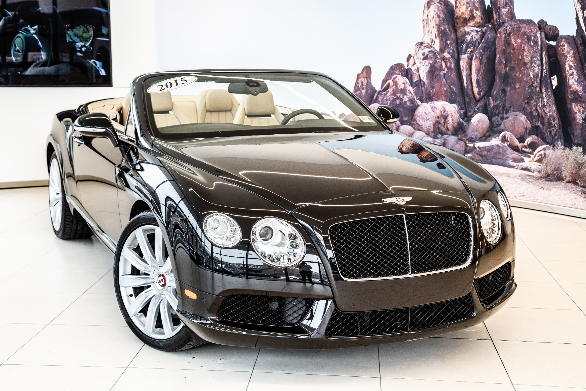 Used 2015 Bentley Continental GTC V8  | Vienna, VA