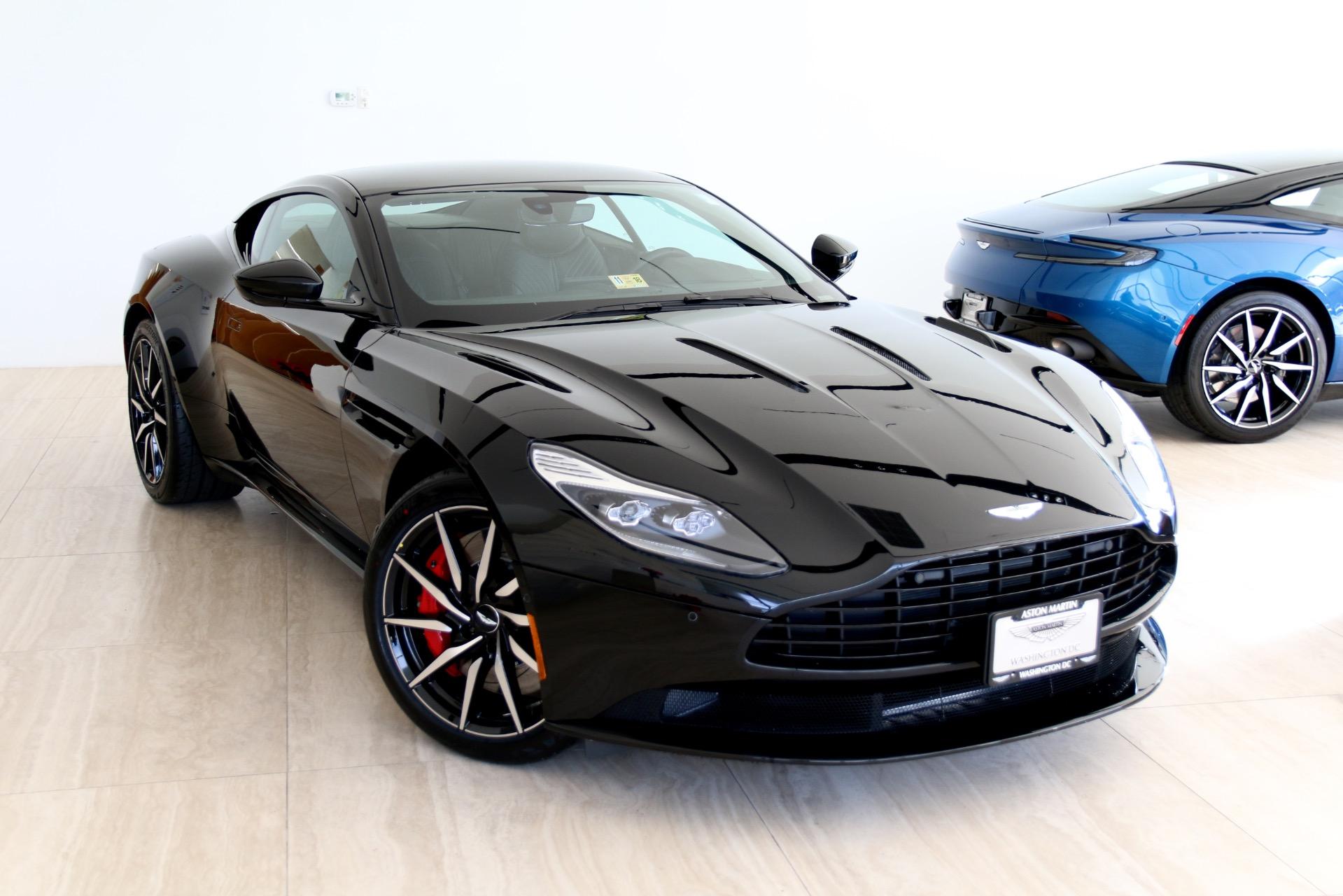 2018 Aston Martin Db11 V12 Stock 8l03667 For Sale Near Vienna Va