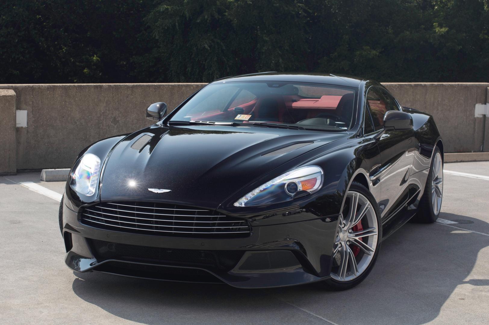 2014 Aston Martin Vanquish Stock # 4NJ00941 for sale near Vienna, VA ...
