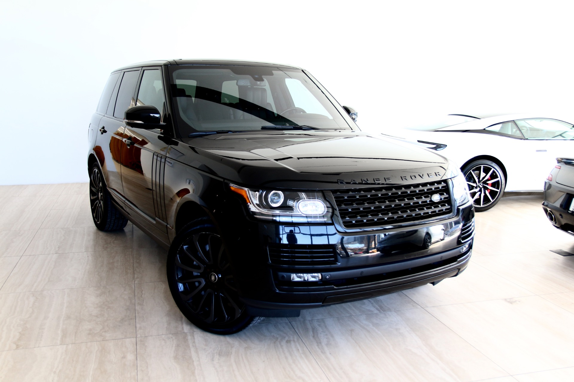 2015 Land Rover Range Rover Supercharged Stock 8N A for sale