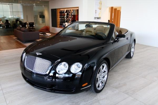 Used 2008 Bentley Continental GTC GT | Vienna, VA