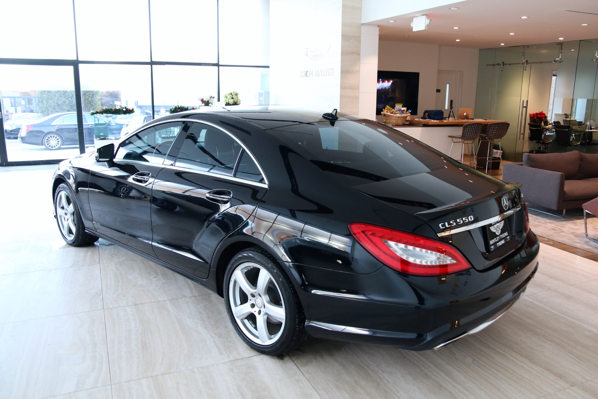Used 2014 Mercedes Benz CLS 550 4MATIC 550 4MATIC | Vienna, VA