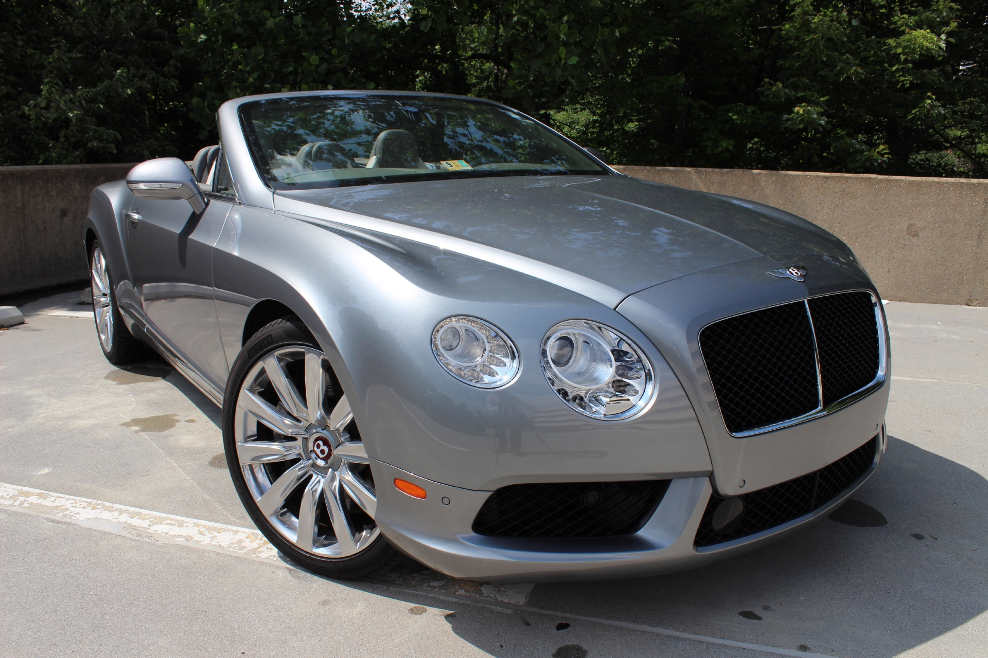 2013 Bentley Continental GTC V8 Stock # 3N083185 for sale near ...