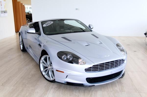 Used 2012 Aston Martin DBS-Vienna, VA
