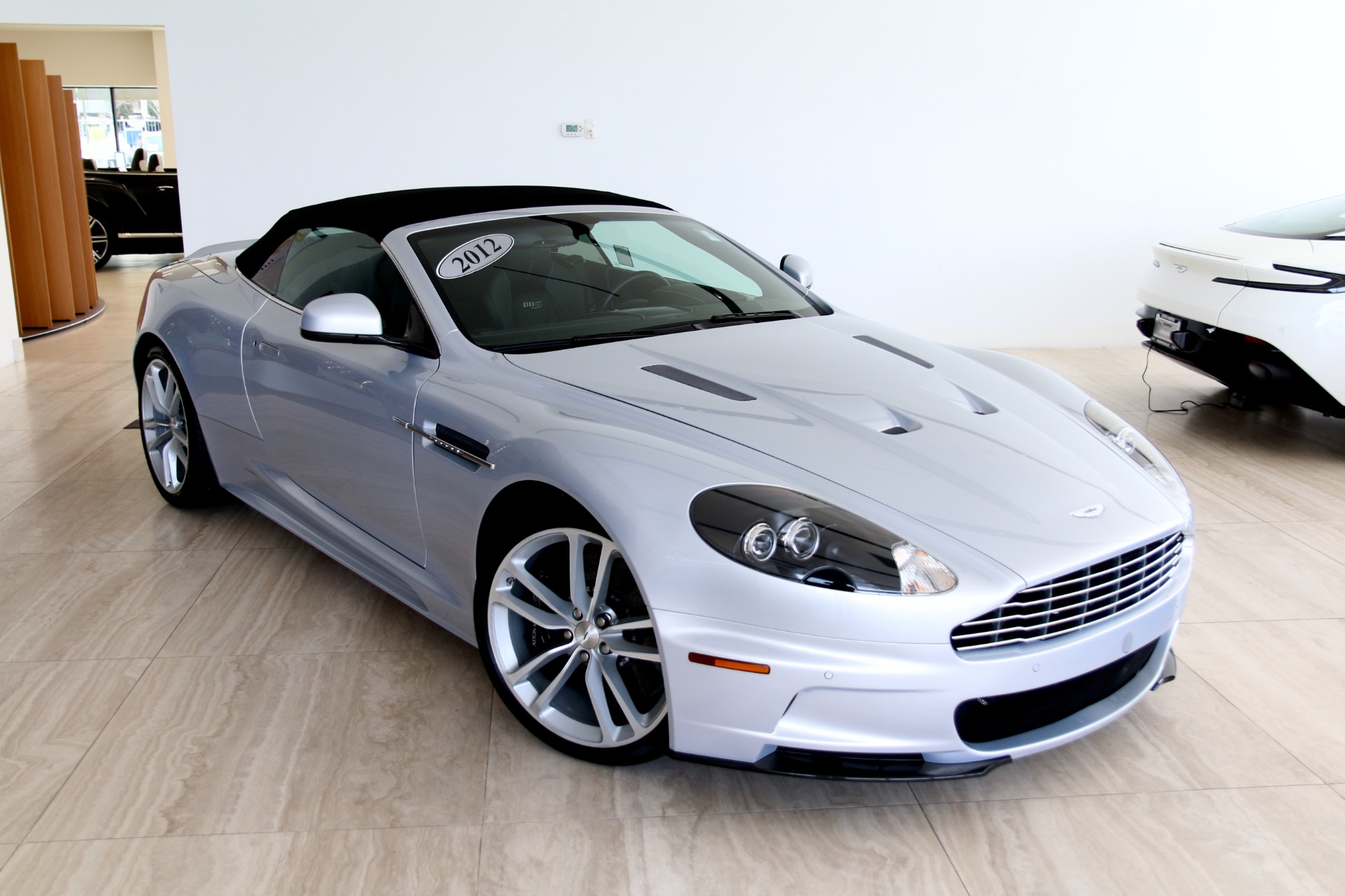 2012 aston martin dbs volante stock pe12909 for sale near vienna va va aston martin dealer. Black Bedroom Furniture Sets. Home Design Ideas