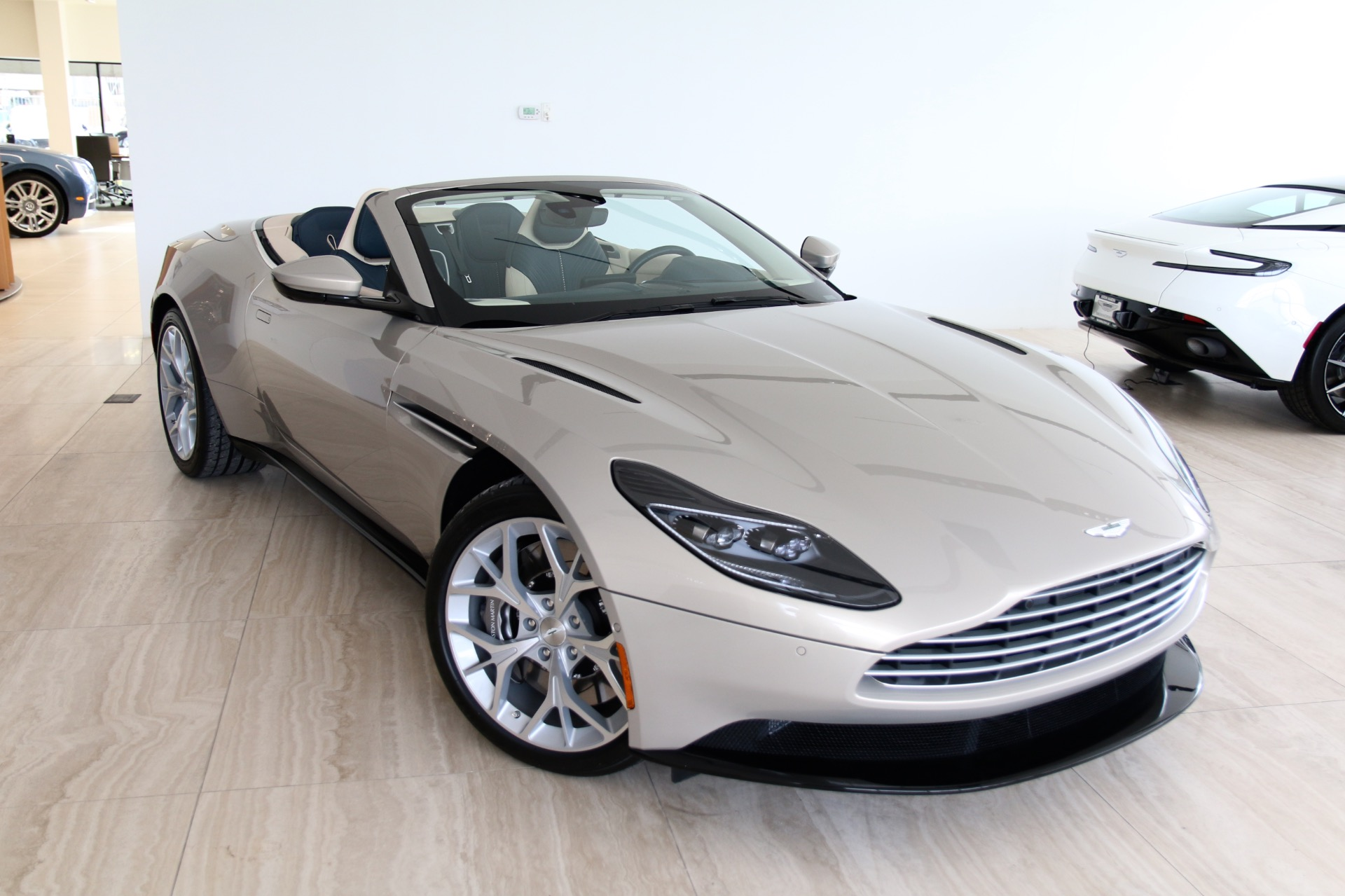 Aston Martin DB V VOLANTE CALL TO ORDER Stock NX - Aston martin lease price