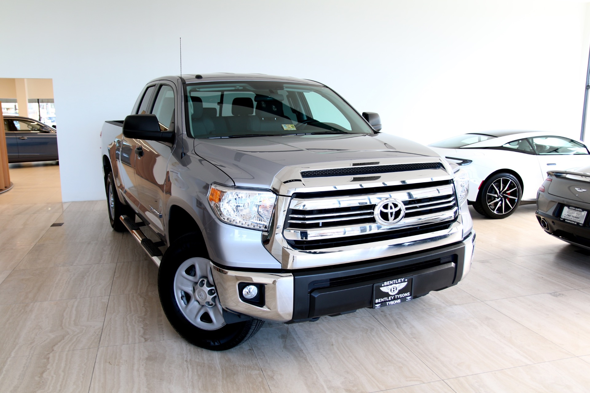 2017 Toyota Tundra 4wd Sr5 Stock 7n003341f For Sale Near Vienna Tow Package Wiring Used Va