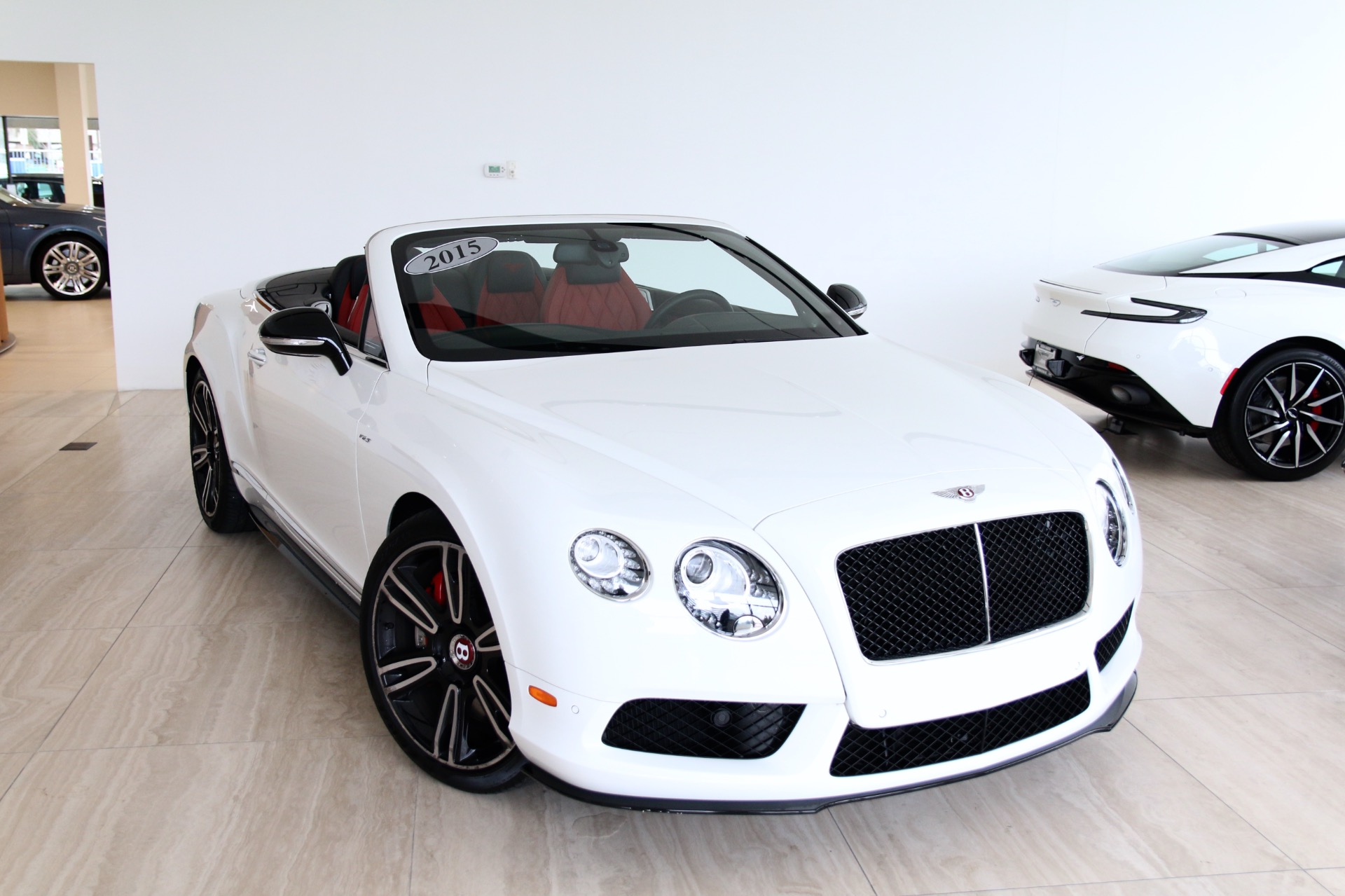 Used 2015 Bentley Continental GTC V8 S | Vienna, VA