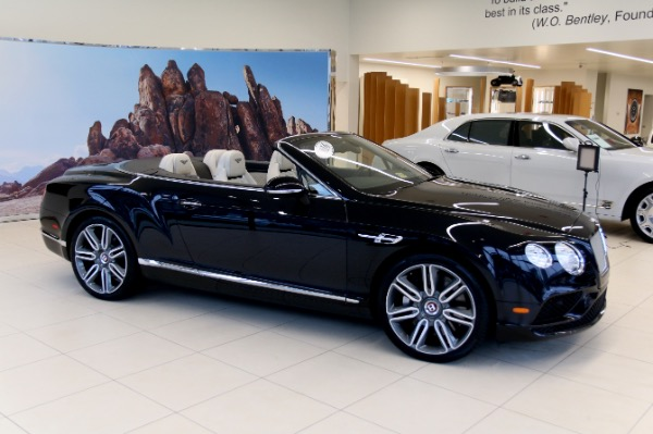 Used 2016 Bentley Continental GTC  | Vienna, VA