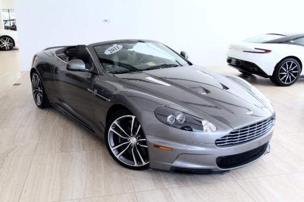 Used 2011 Aston Martin DBS-Vienna, VA