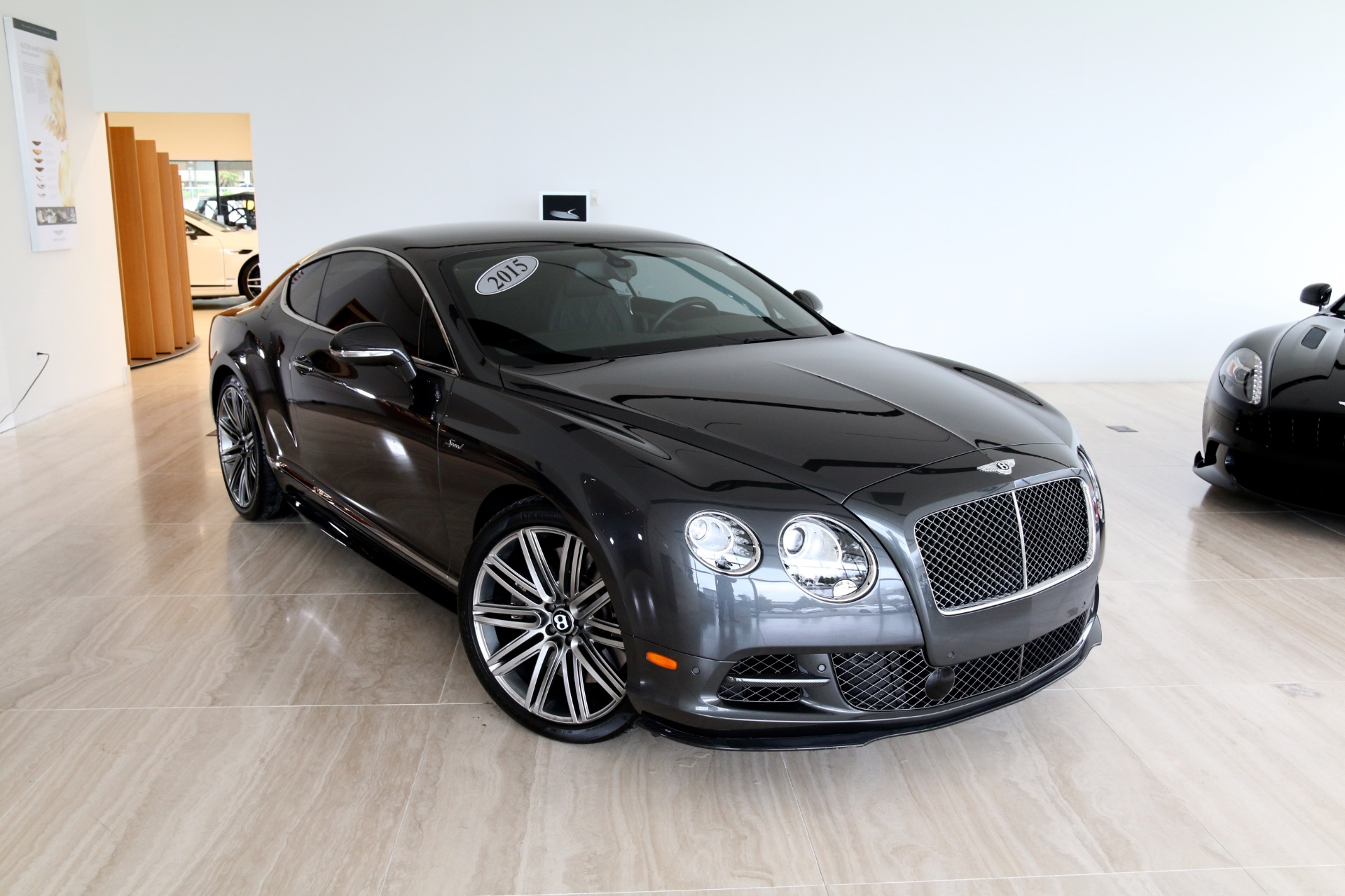 2015 Bentley Continental GT Speed GT Speed Stock # P047702 for sale ...