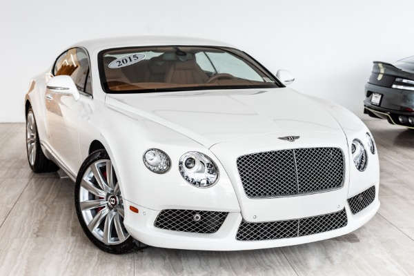 2015 Bentley Continental GT V8 GT V8