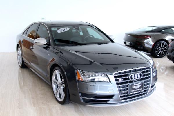 Used 2013 Audi S8 4.0T quattro | Vienna, VA