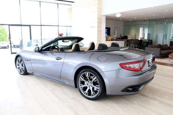 Used 2014 Maserati GranTurismo Convertible    Vienna, VA