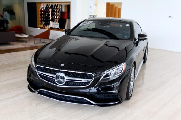 Used 2015 Mercedes-Benz S-Class S 63 AMG | Vienna, VA
