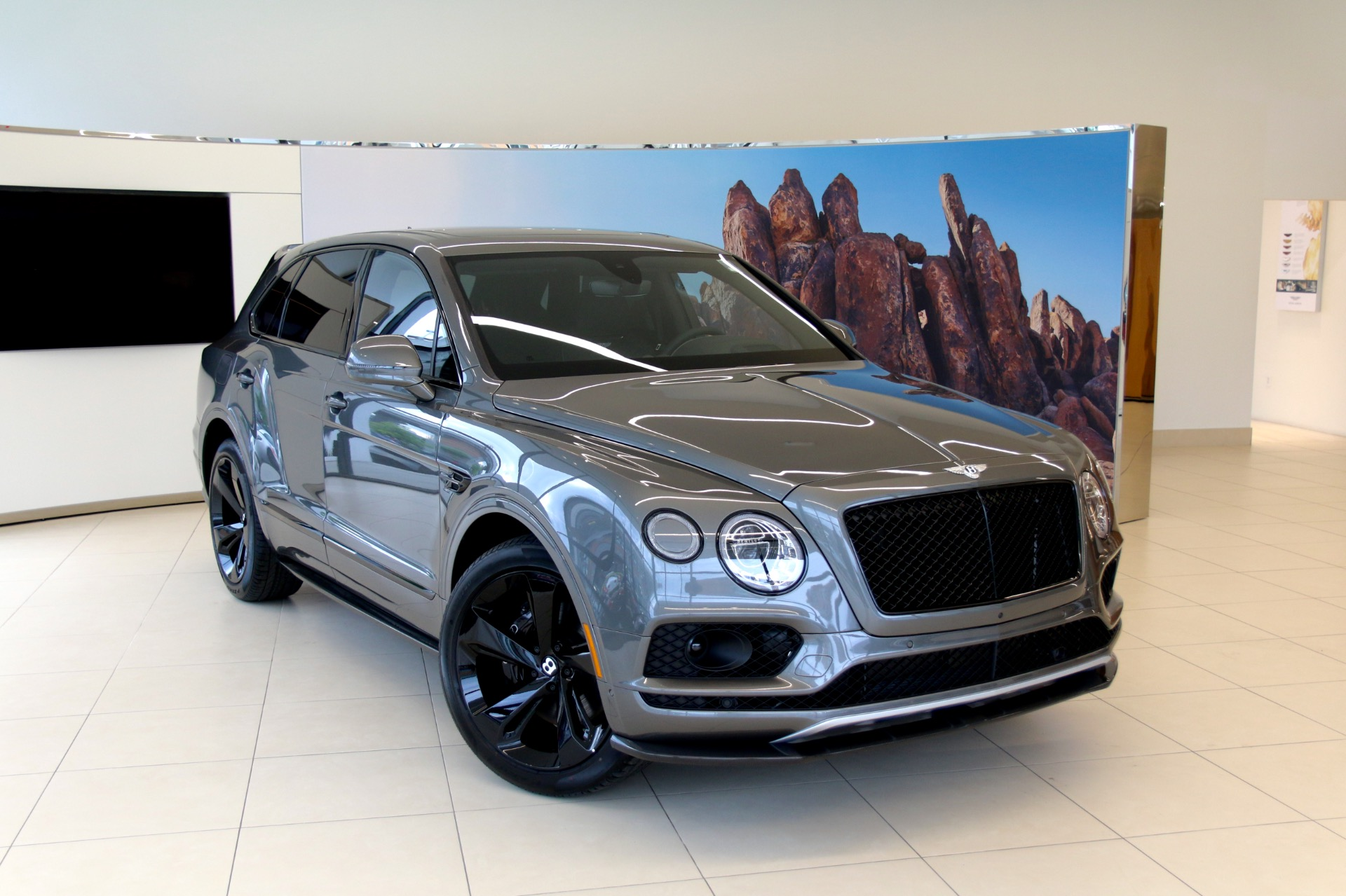 New 2018 Bentley Bentayga  | Vienna, VA