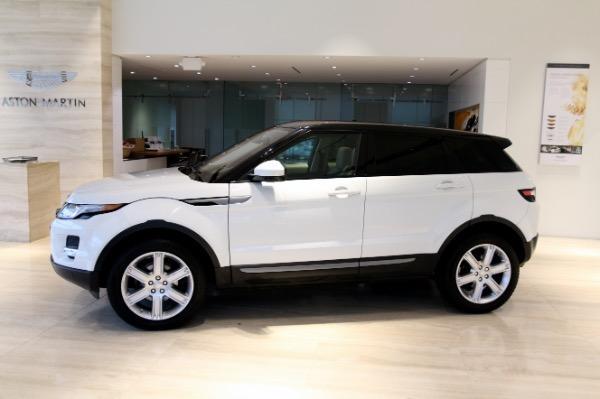 Used 2015 Land Rover Range Rover Evoque Pure Plus   Vienna, VA