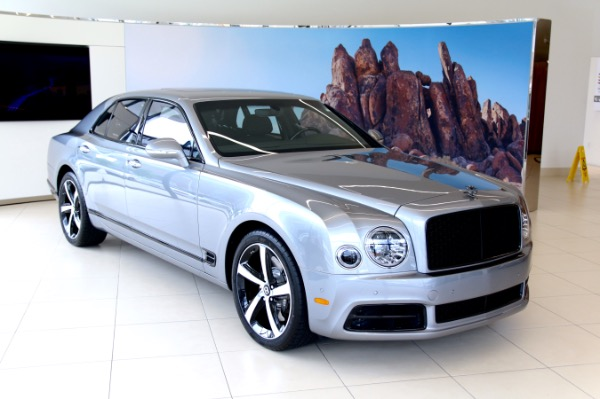 New 2018 Bentley Mulsanne Speed | Vienna, VA