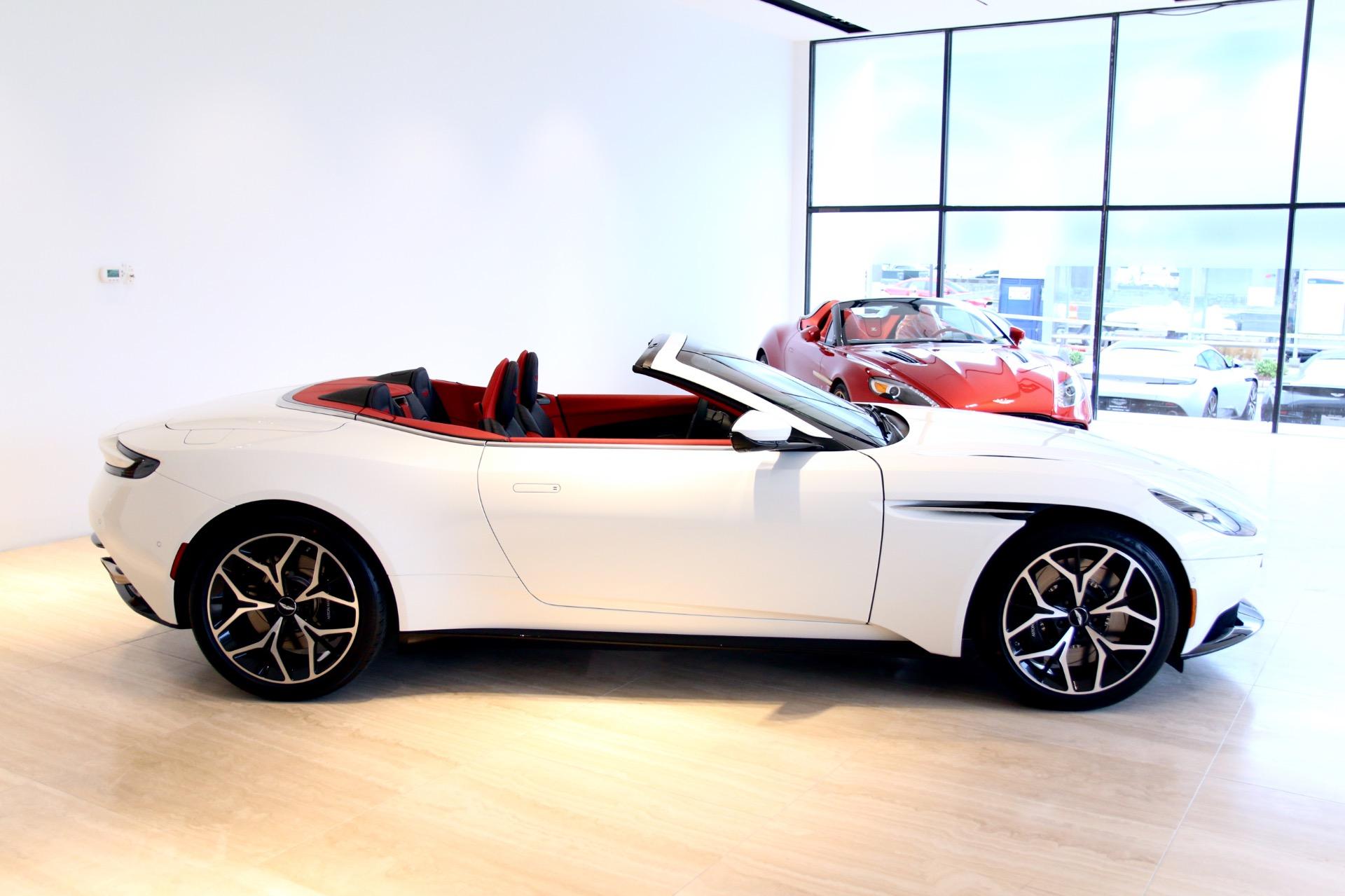 2019 aston martin db11 volante stock 9nm05966 for sale near vienna va va aston martin. Black Bedroom Furniture Sets. Home Design Ideas