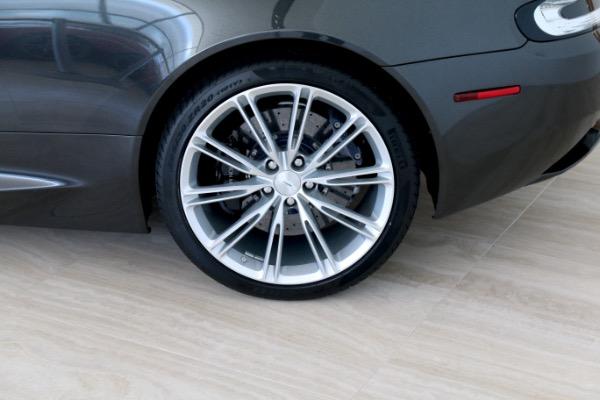Used 2015 Aston Martin DB9 Carbon Edition Volante | Vienna, VA
