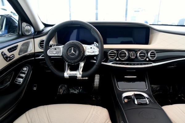 Used 2018 Mercedes-Benz S-Class AMG S63 | Vienna, VA