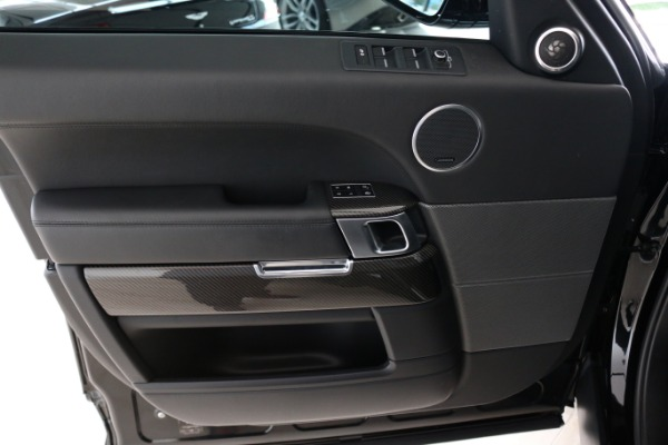 Used 2015 Land Rover Range Rover Sport SVR | Vienna, VA