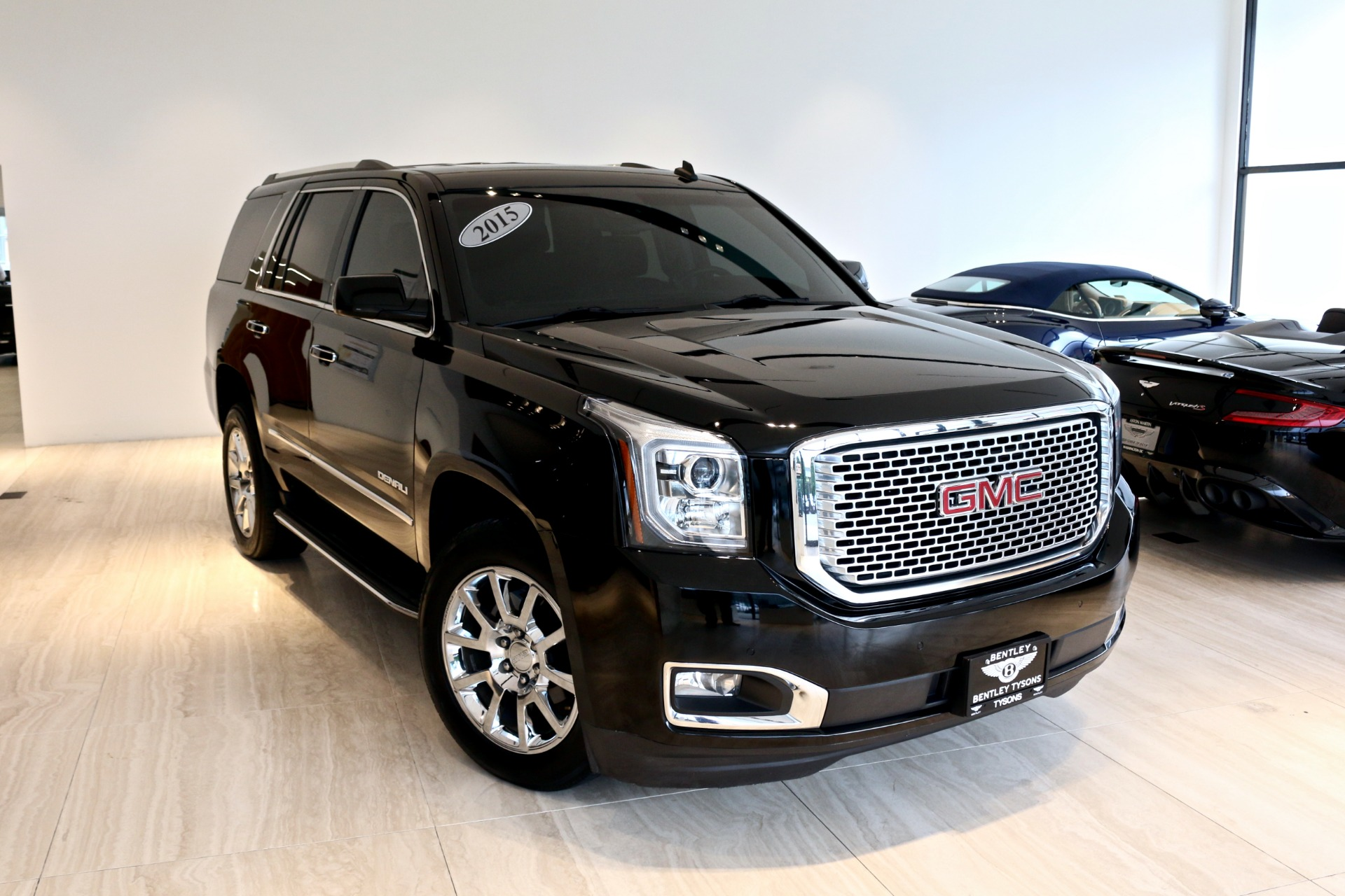 2015 Gmc Yukon Denali Stock P154651 For Sale Near Vienna Va Used