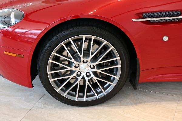 Used 2010 Aston Martin Vantage Roadster | Vienna, VA