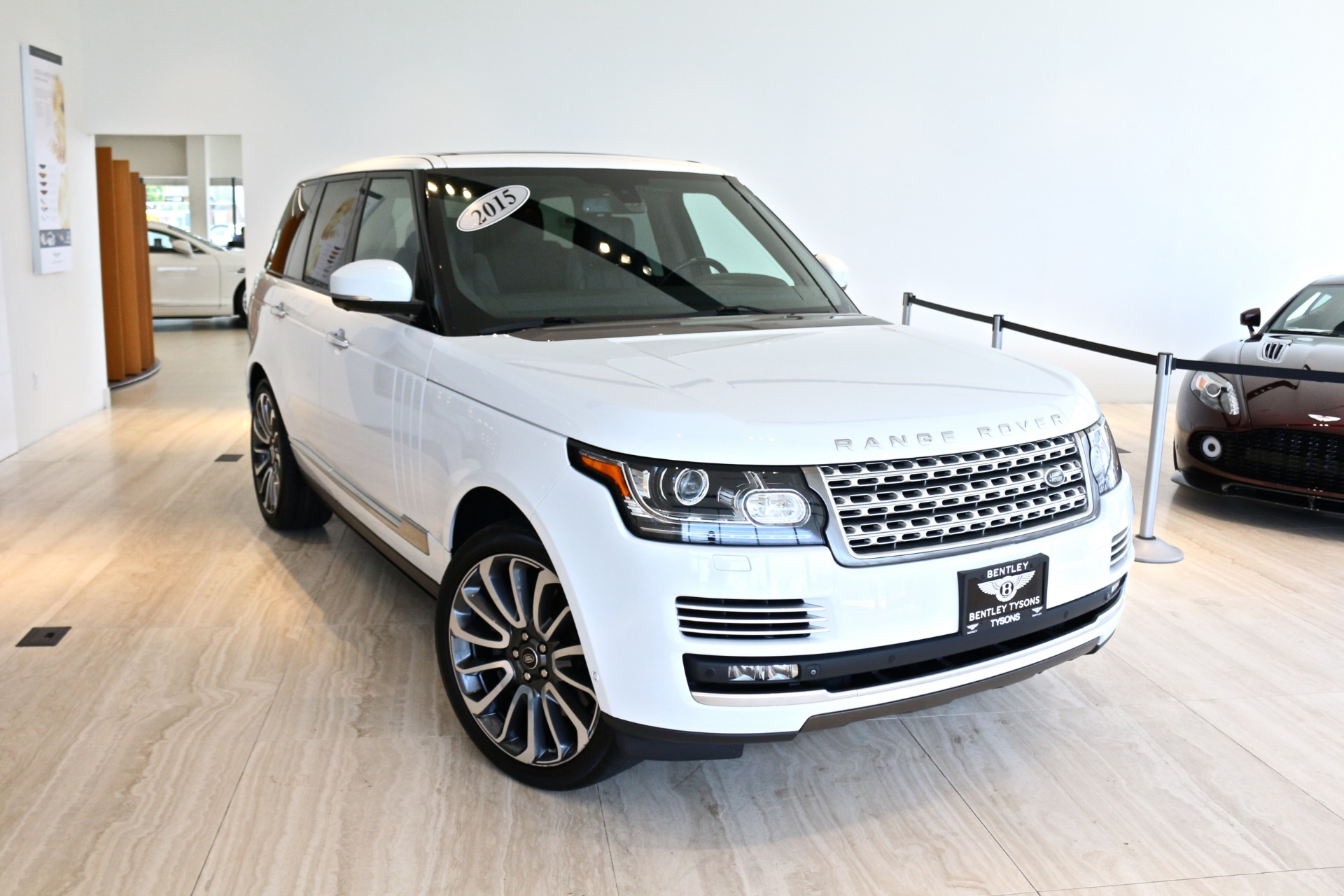 2015 Land Rover Range Autobiography Stock 7n062848a For Sale Heated Windshield Wiring Used Vienna Va