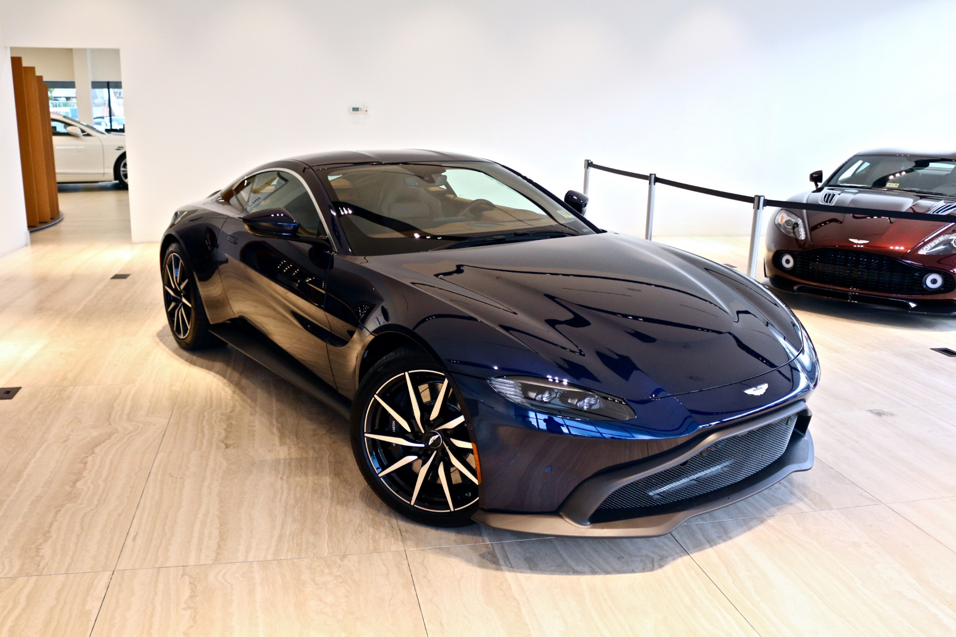 2019 aston martin vantage stock 9nn00297 for sale near vienna va va aston martin dealer for. Black Bedroom Furniture Sets. Home Design Ideas