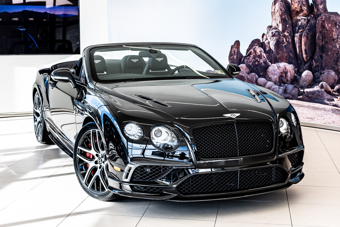New 2018 Bentley Continental Supersports | Vienna, VA