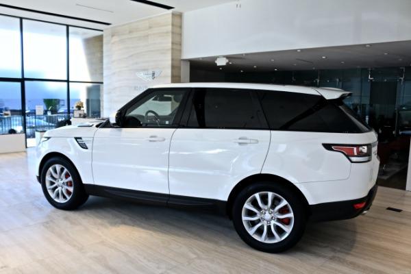 Used 2016 Land Rover Range Rover Sport  | Vienna, VA