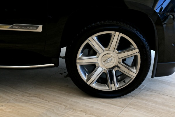 Used 2018 Cadillac Escalade Premium Luxury   Vienna, VA