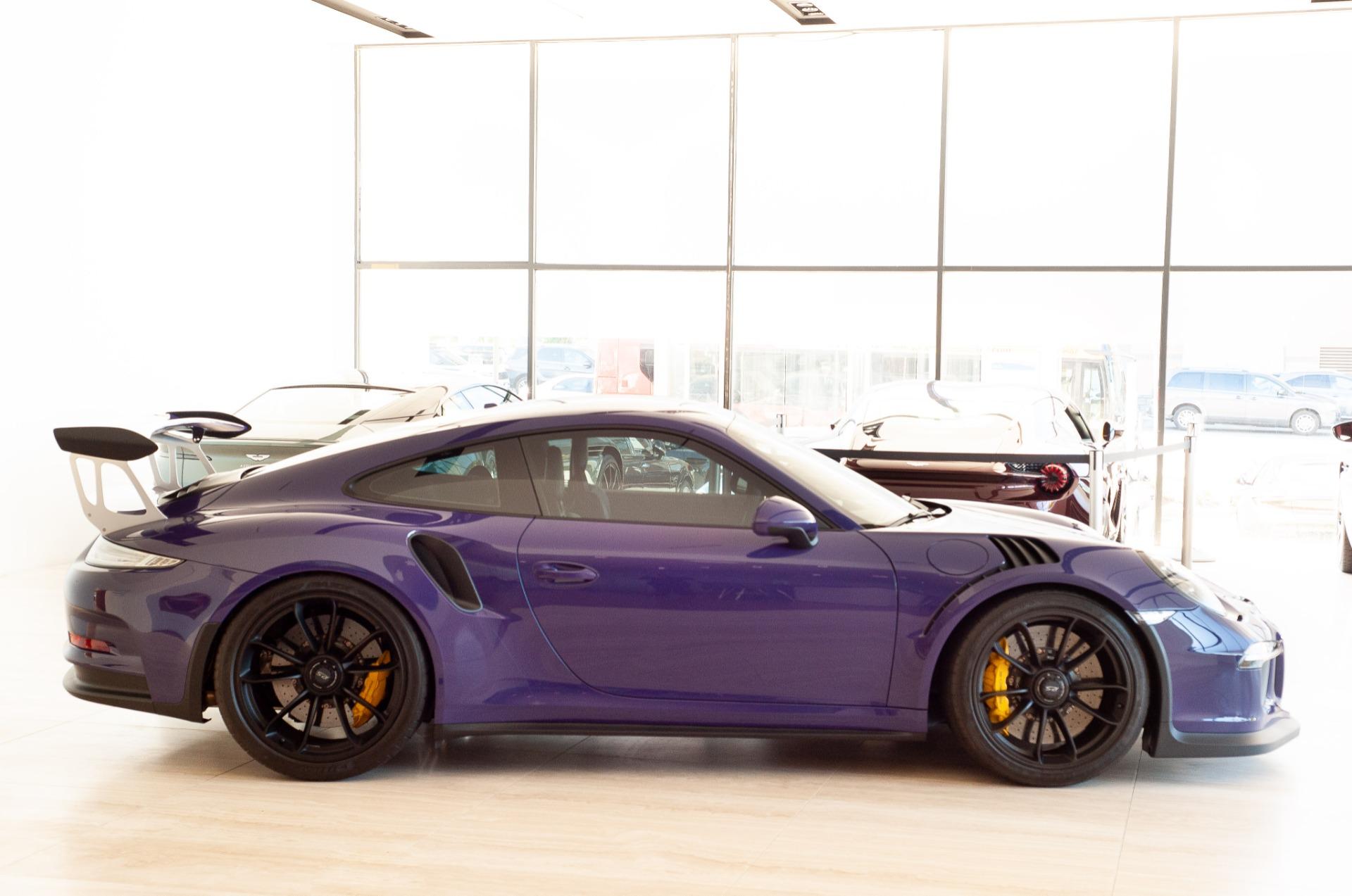 2016 Porsche 911 GT3 RS Stock 9NN A for sale near Vienna VA