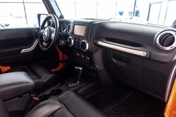 Used 2012 Jeep Wrangler Unlimited  | Vienna, VA