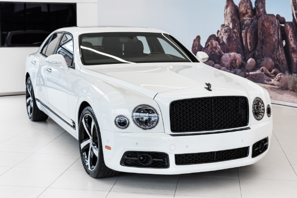 2018 Bentley Mulsanne