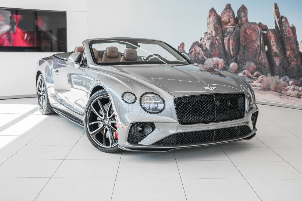 2020 Bentley Continental