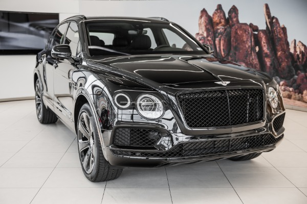 2020 Bentley Bentayga