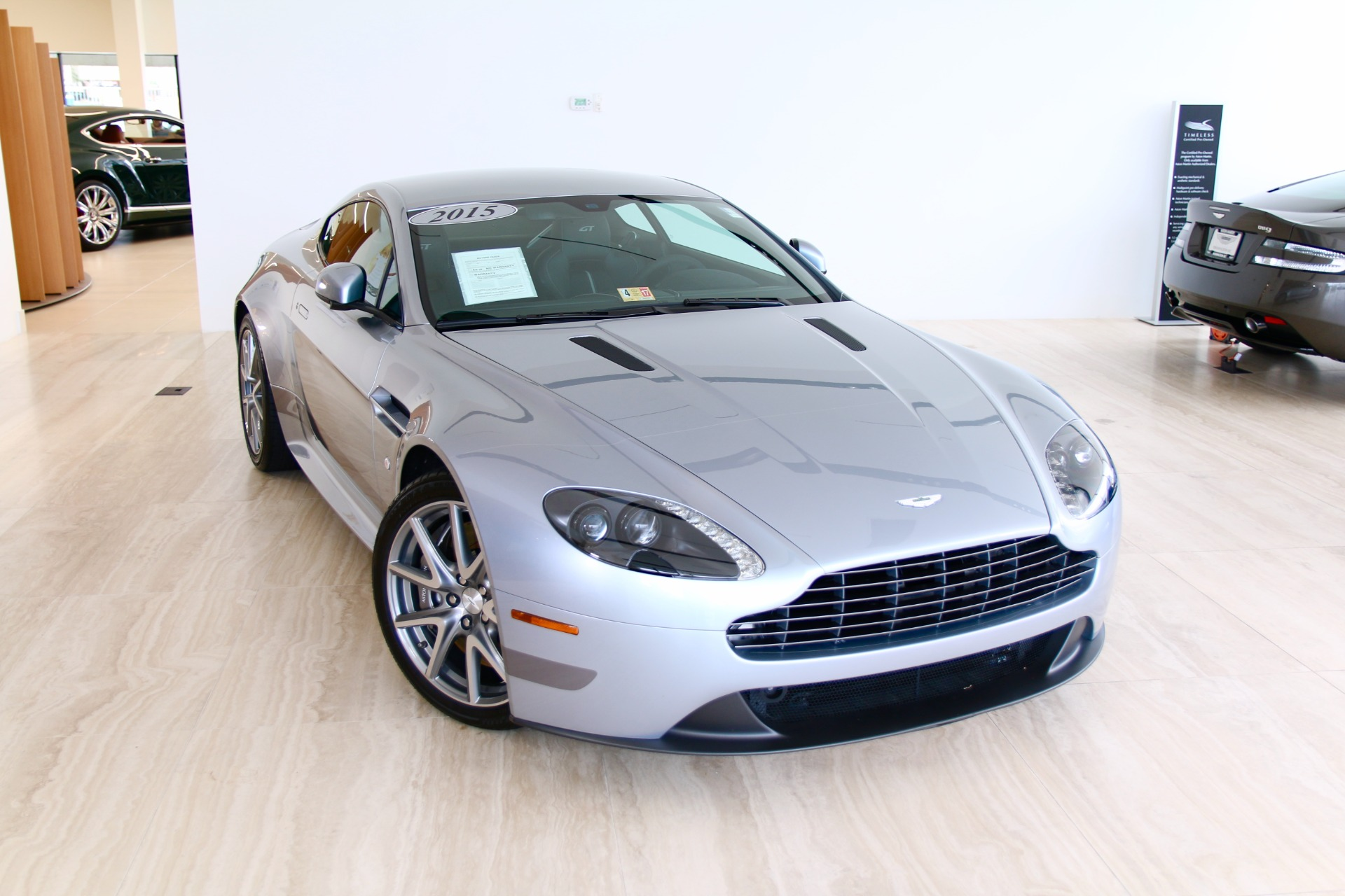 2015 aston martin vantage gt stock # pc19033 for sale near vienna