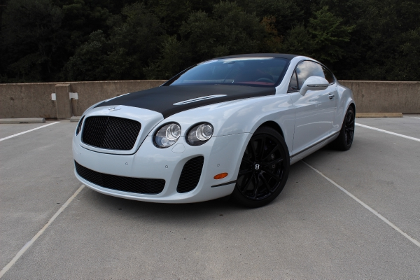 2011 Bentley Continental Supersports Stock Pc067196 For Sale Near