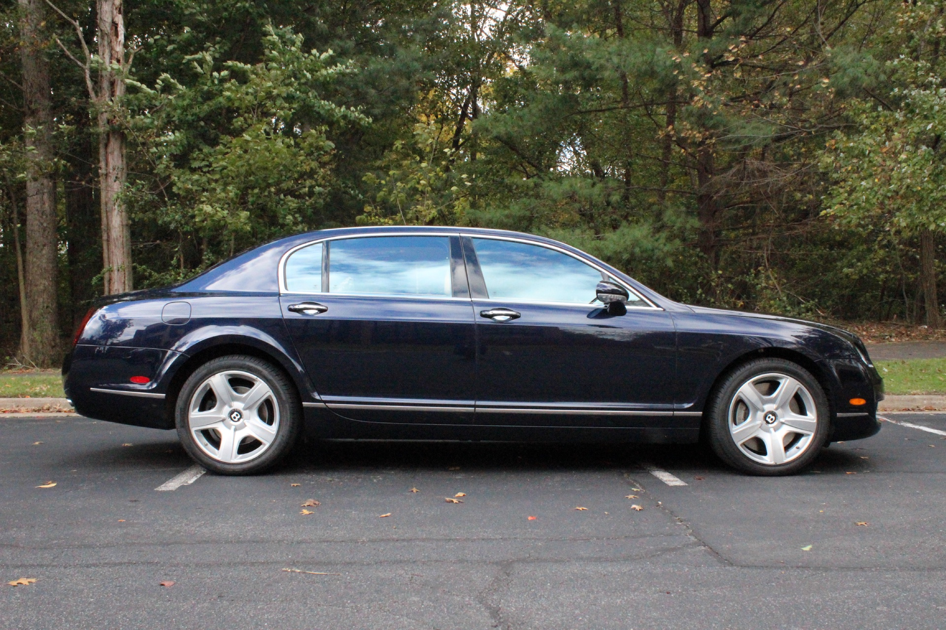 Service Manual 2008 Bentley Continental Flying Spur Idle