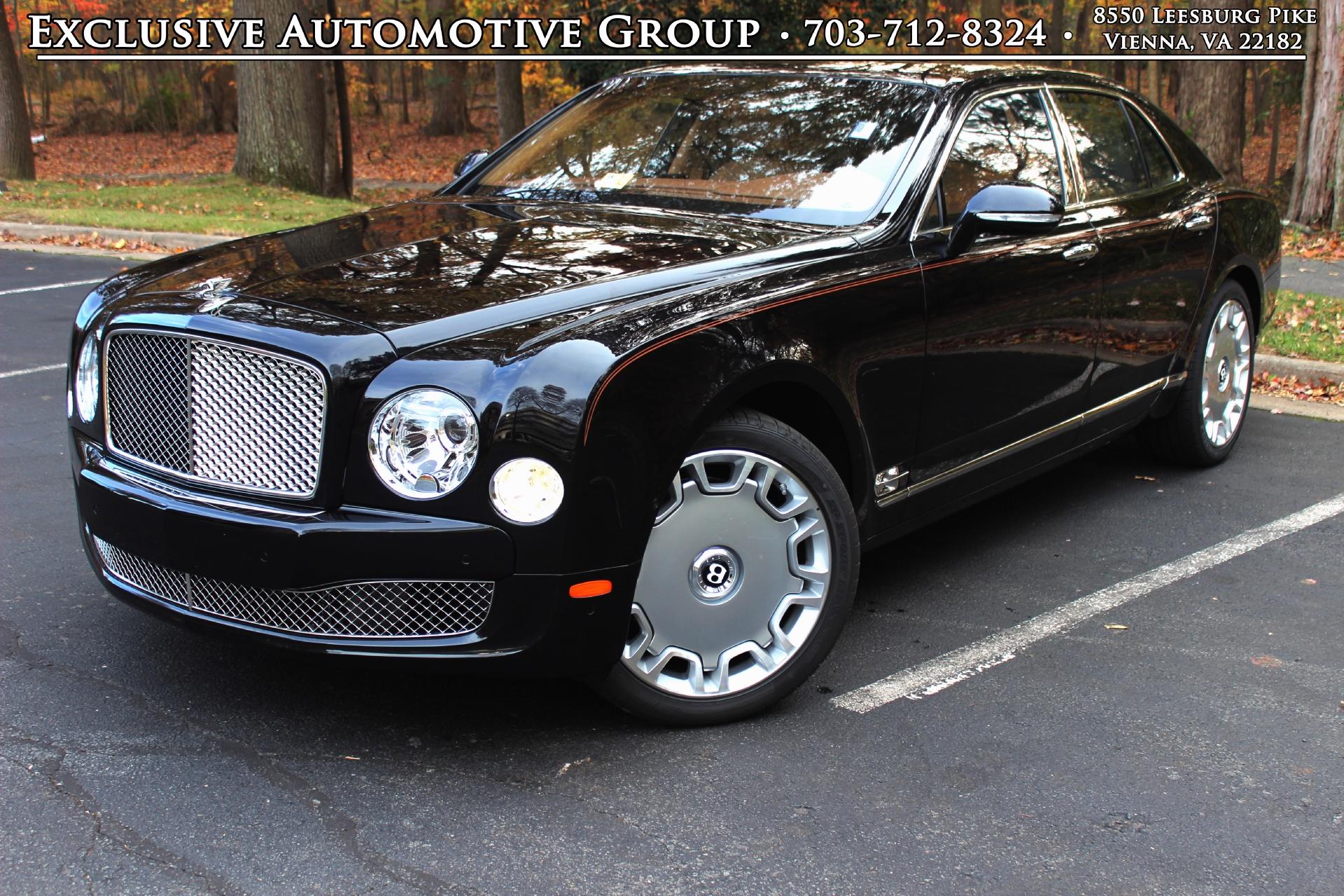 2015 Bentley Mulsanne Stock # 5NC001086 for sale near Vienna, VA ...