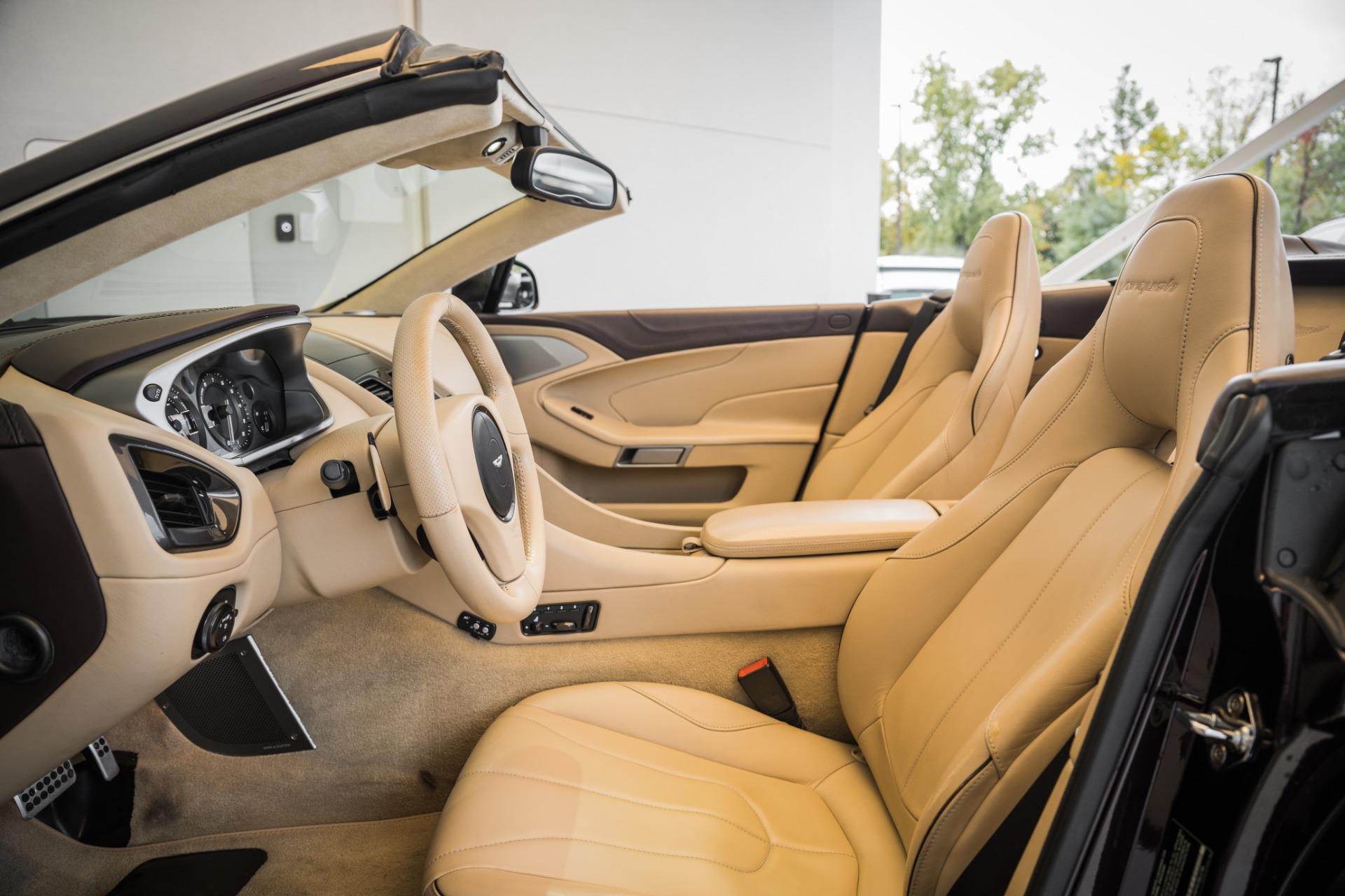 Aston Martin Vanquish Volante Stock K For Sale Near - Aston martin convertible for sale
