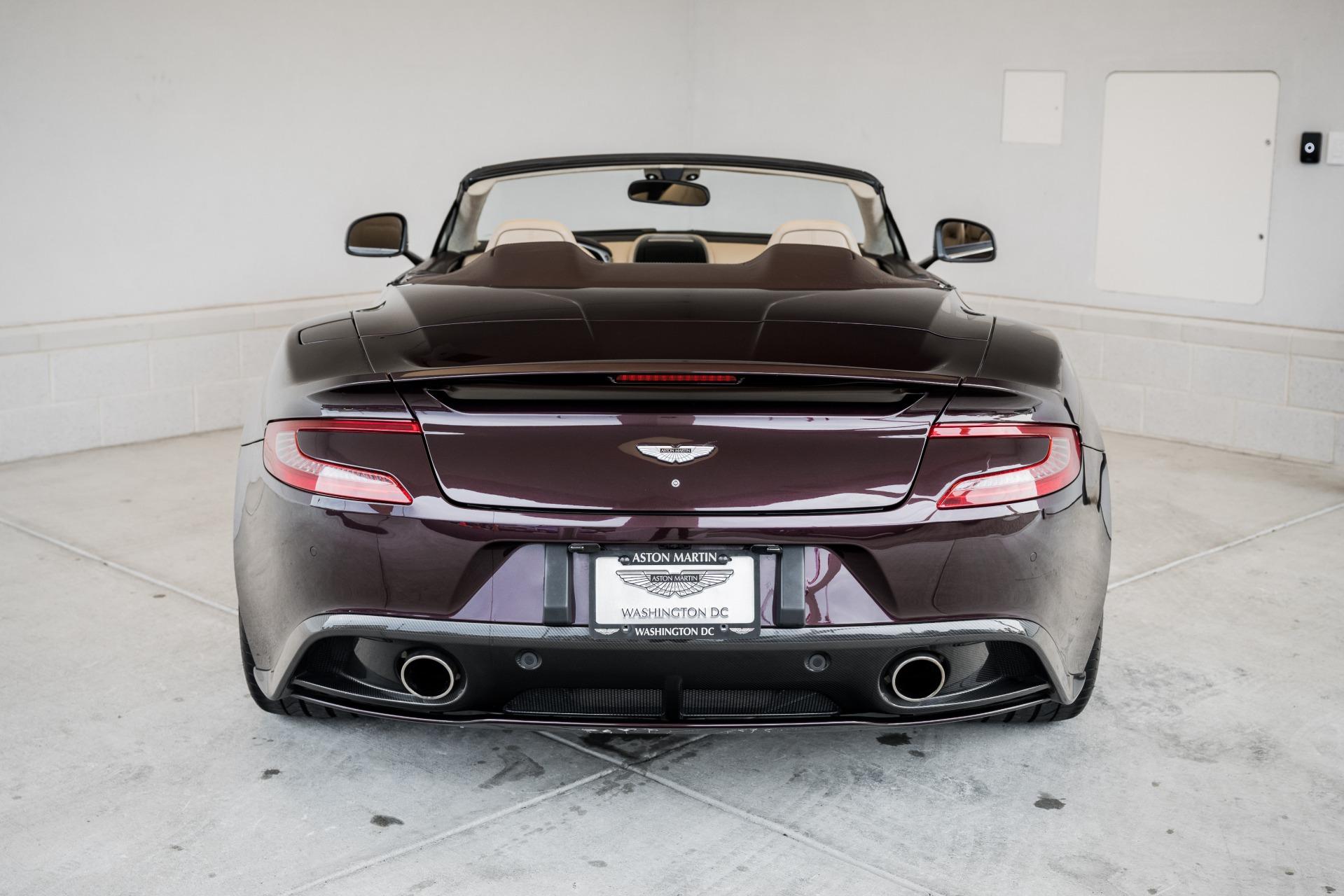 2014 Aston Martin Vanquish Volante Stock # 4K00981 for sale near ...