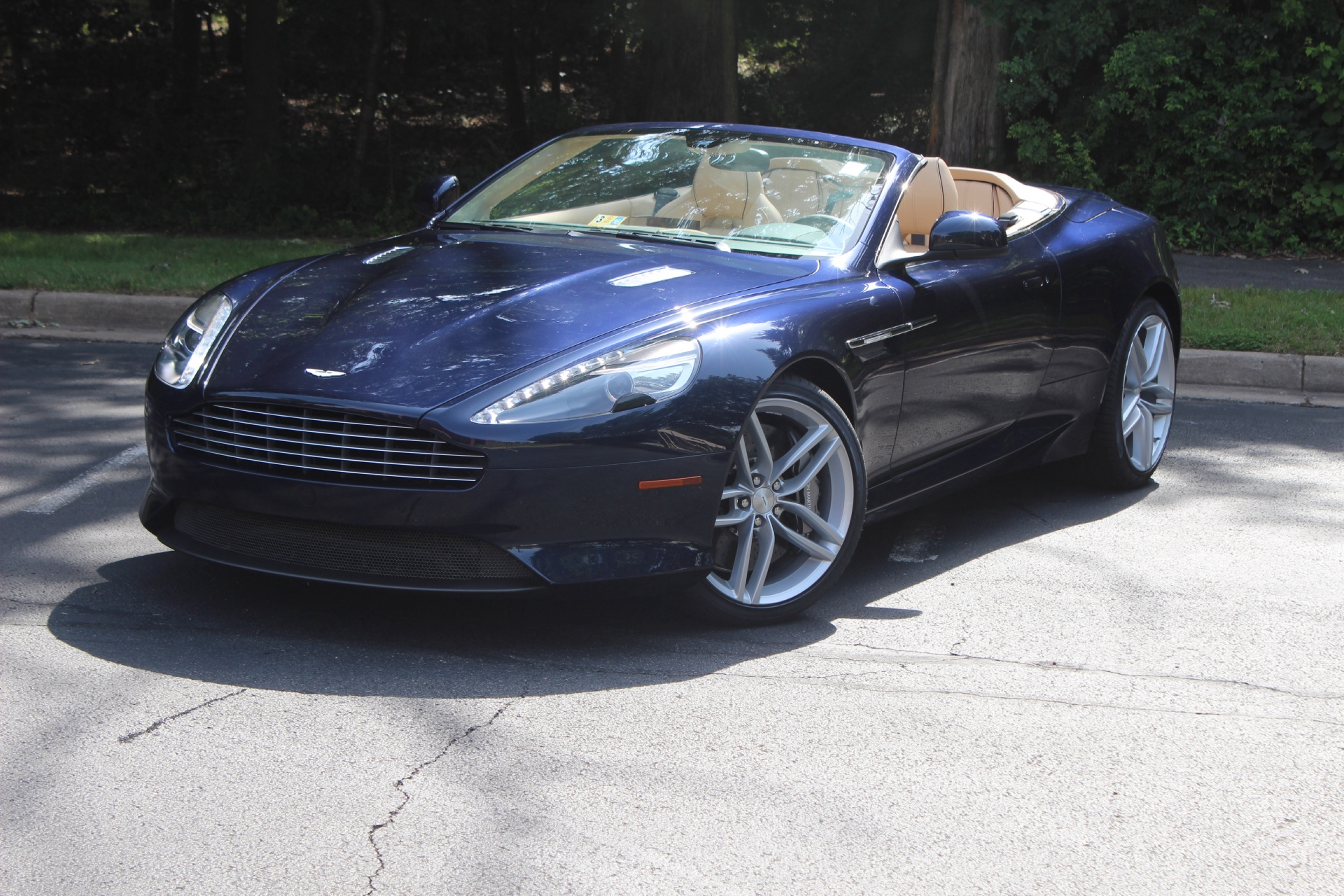 Aston Martin DB Volante Stock B For Sale Near Vienna - Aston martin db9 convertible