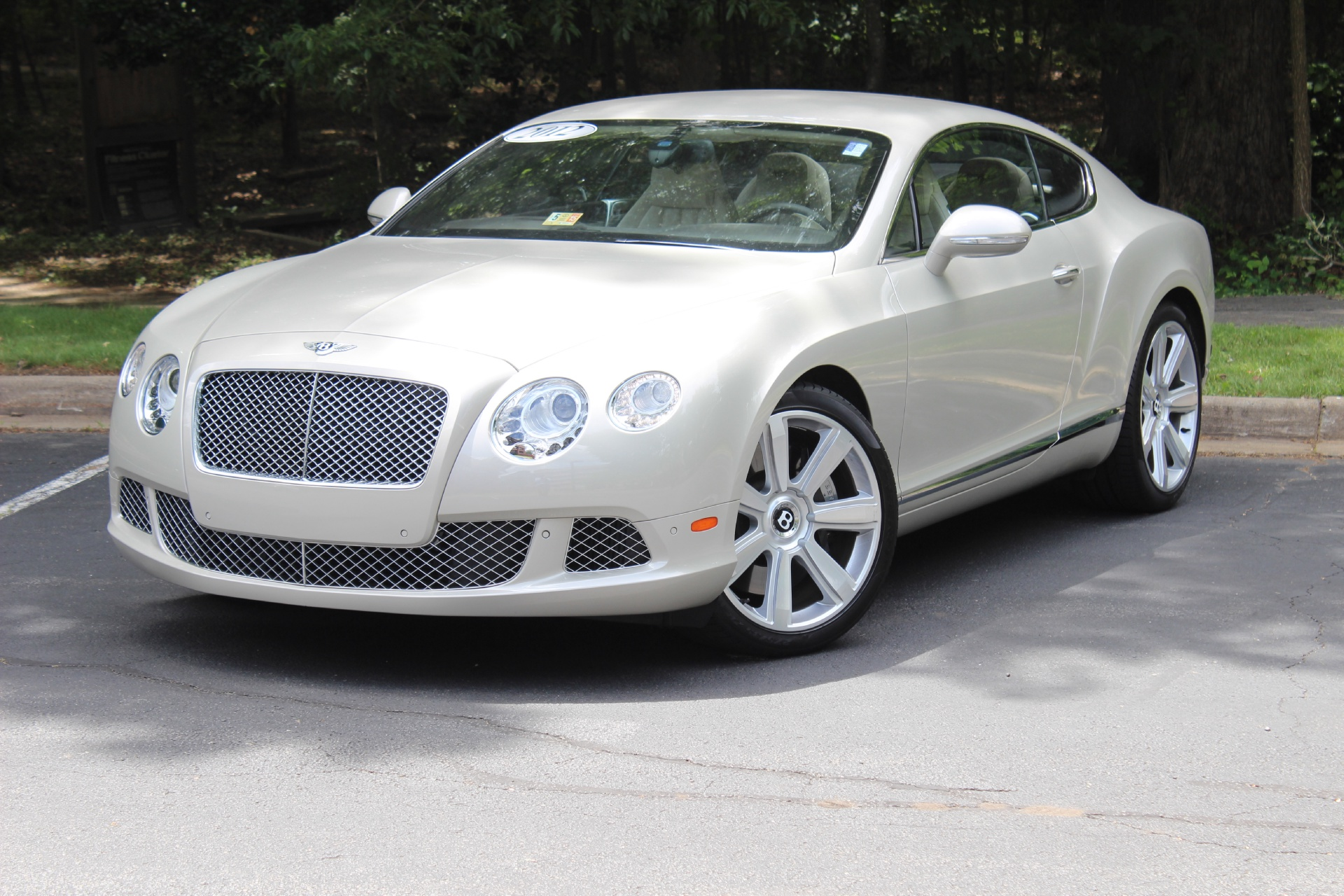 2012 Bentley Continental GT Stock # P074368 for sale near Vienna, VA ...