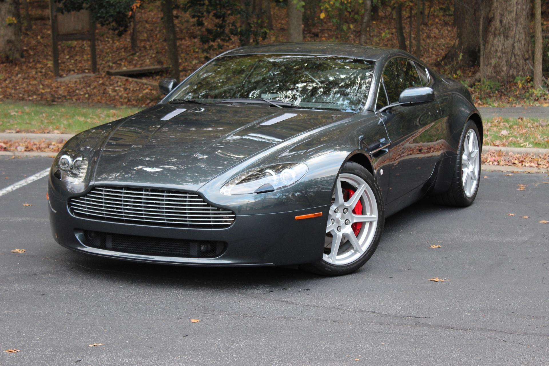 2008 Aston Martin Vantage Stock # P09203 for sale near Vienna, VA ...