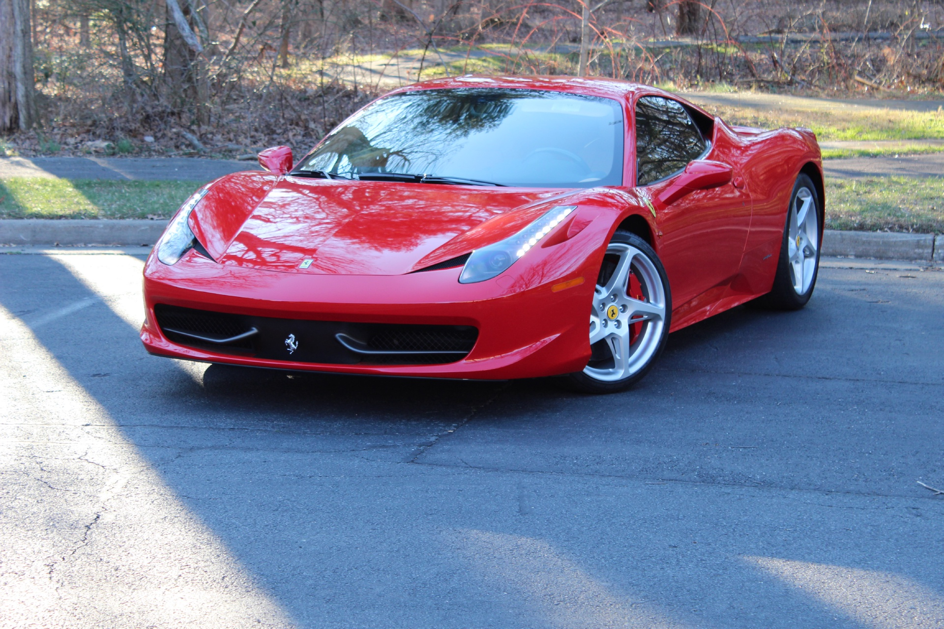 stock ferrari near sale used greenwich htm c italia ct l for