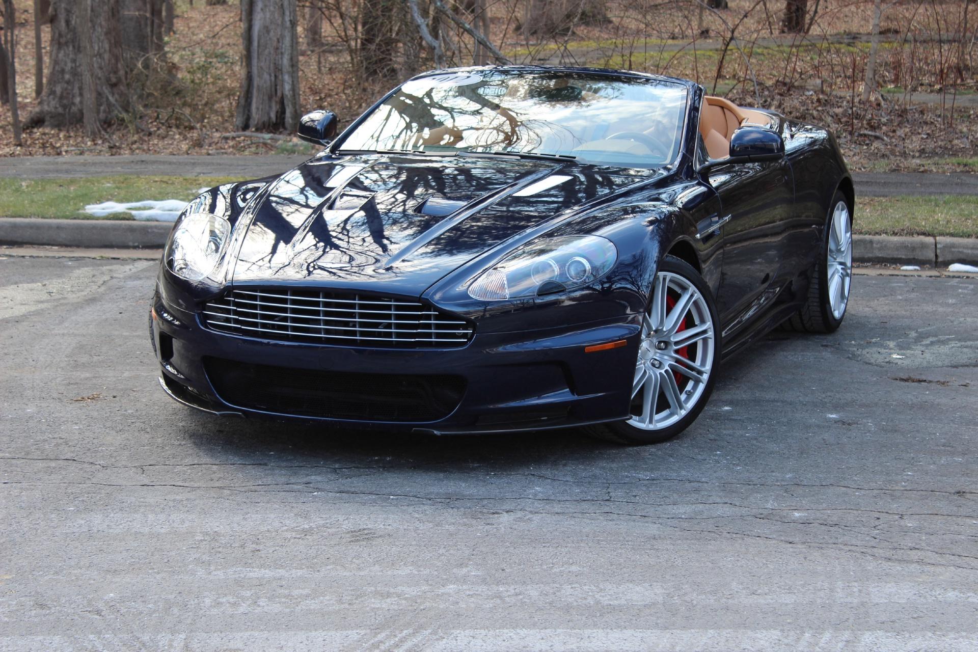 2012 Aston Martin DBS Volante Volante Stock # PE13381 for sale near ...